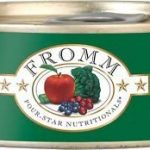 FROMM Four-Star Nutritionals Lamb Pate Canned Food