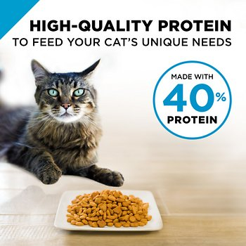 Purina Pro Plan Focus Adult Hairball Management Chicken & Rice Formula Dry Cat Food